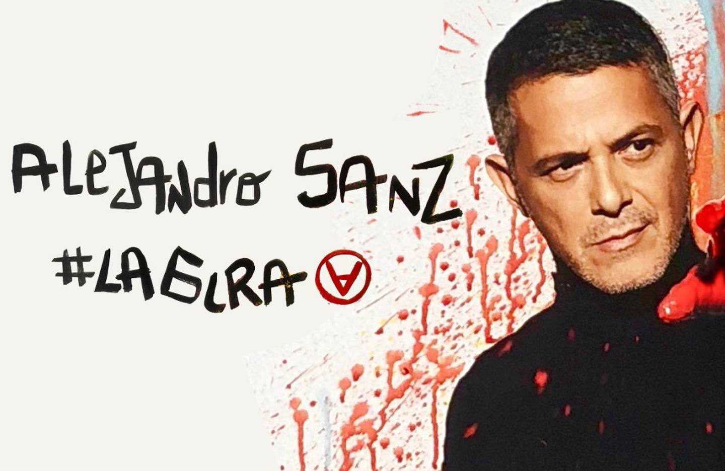 Alejandro Sanz announces that he will give a concert in
