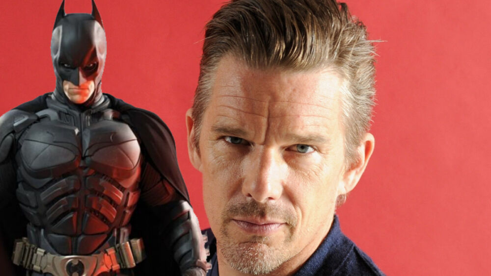 And Ben Affleck Ethan Hawke to play Batman in new