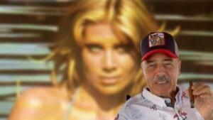 "Andrés García ""killed"" the actress Christa Linder in his most recent video"