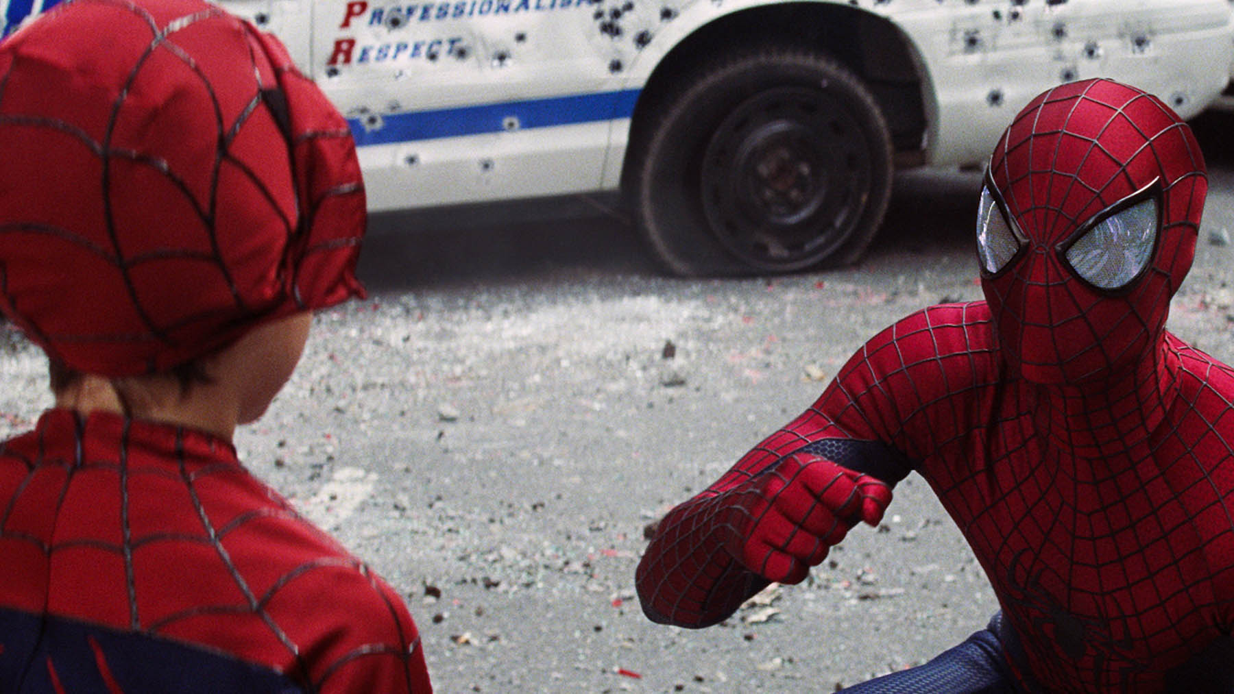 Andrew Garfield again denies his participation in Spider man No way