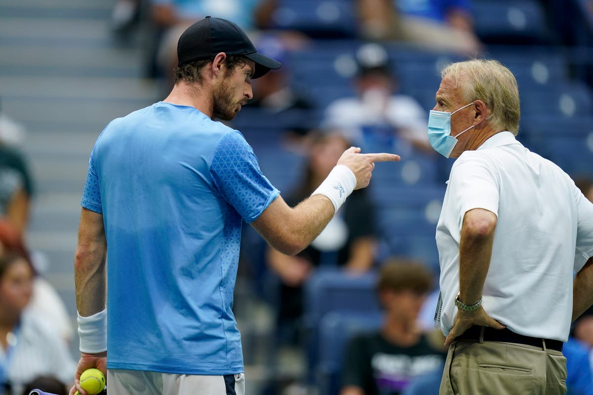 Andy Murray mocks Stefanos Tsitsipas after controversy at US Open