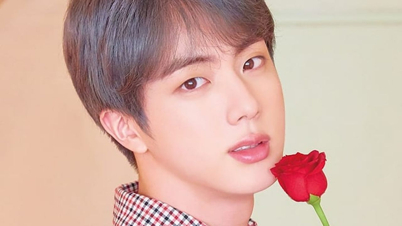 BTS Jin shows his romantic side with his favorite movie