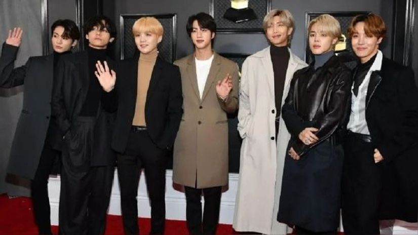 BTS Time and date to see their concert Permission To