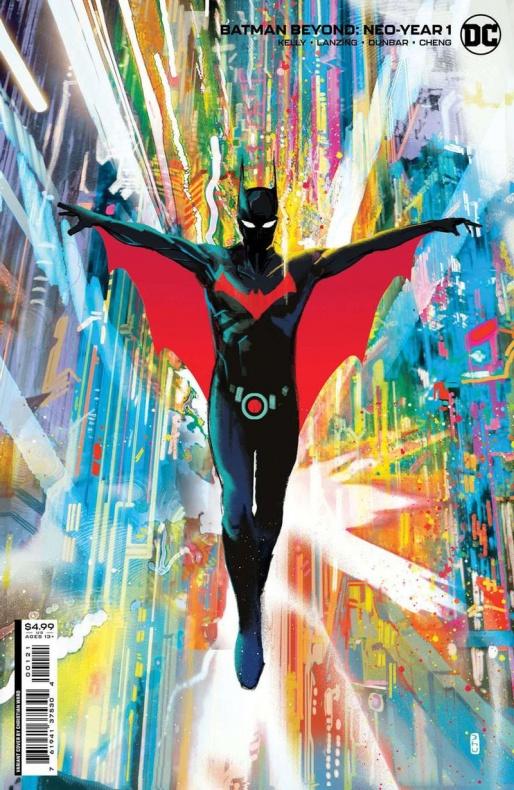 Batman Beyond Neo Year DC