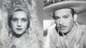 Beautiful actress debuted at the Cine de Oro with Pedro Infante and outshone some Mexican women