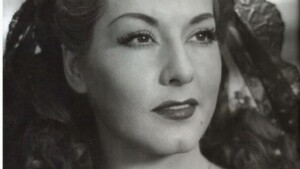Beautiful actress from the golden age was a physical education teacher before she was a movie diva