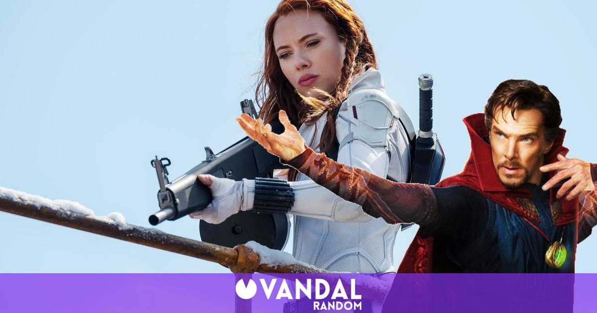 Benedict Cumberbatch weighs in on Scarlett Johansson's lawsuit for Black Widow