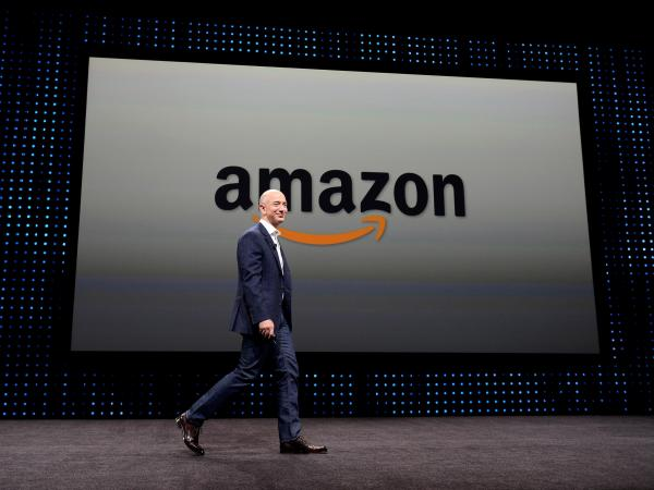 Bezos promises millionaire donation to combat climate change