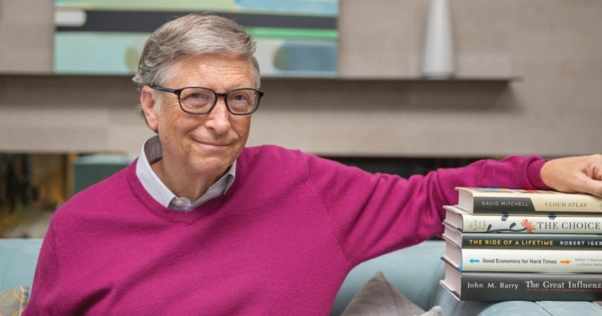 Bill Gates invested more than 2200 million dollars and was