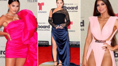 Billboard Latin Music Awards: this is how Mexicans looked on the red carpet