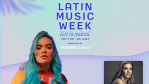 Billboard's Latin Music Week fills with freedom