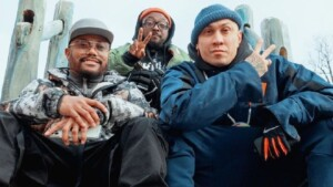 Black Eyed Peas offers concert in Egyptian pyramids