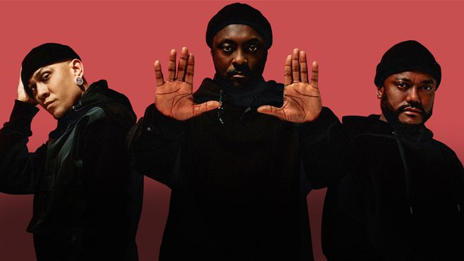 Black Eyed Peas to stream concert from Egypts pyramids