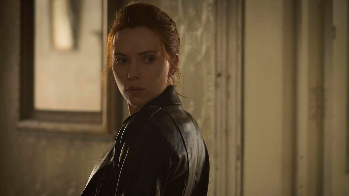 Black Widow they reveal how much money Scarlett Johansson asked