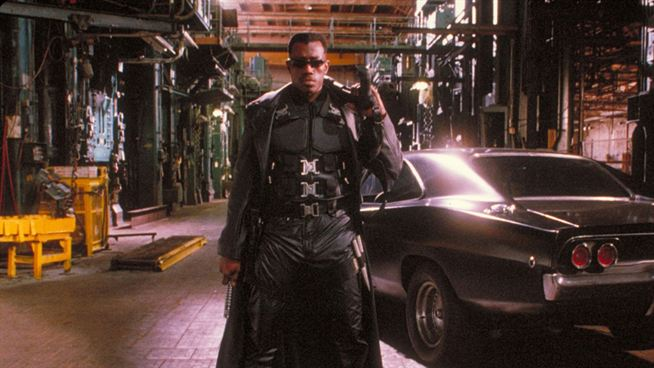 Blade reboot director pays tribute to Wesley Snipes