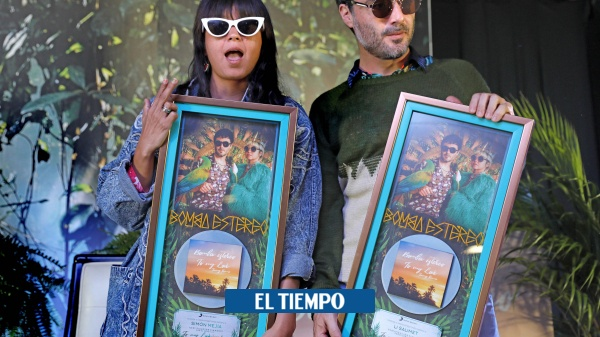 Bomba Estereo talks about the end of the world and