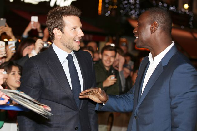 Bradley Cooper praises Omar Sy the only Frenchman in the
