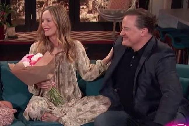 Brendan Fraser confesses to George Of the Jungle co star Leslie