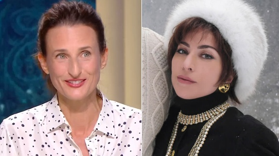 Camille Cottin recounts her meeting with Lady Gaga Stefou for