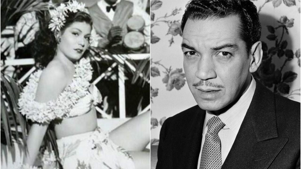 Cantinflas did NOT want to help this actress from the