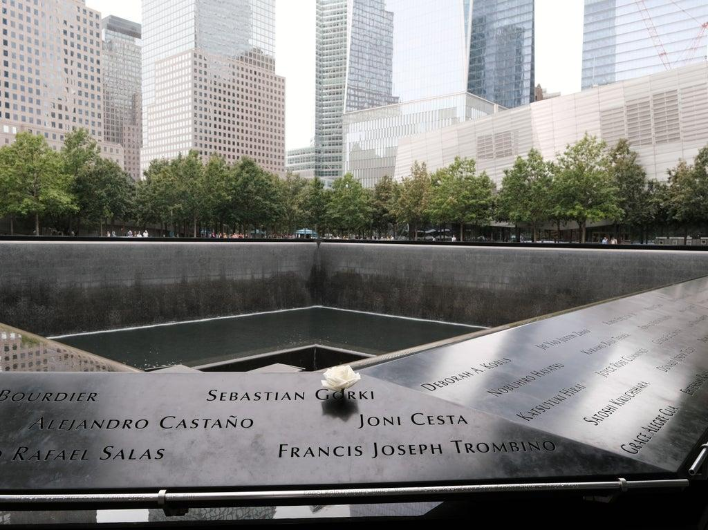 Celebrities like Mariah Carey, Reese Witherspoon and Kaley Cuoco celebrate the 20th anniversary of September 11 with tributes on social media