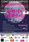 Charity concert to help Luna overcome her hard illness
