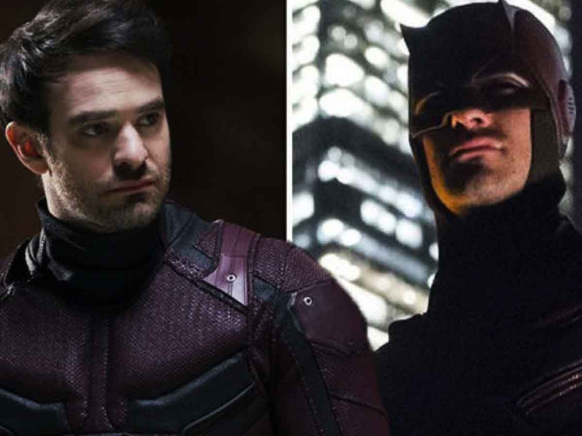 Charlie Cox compares his new series to Daredevil