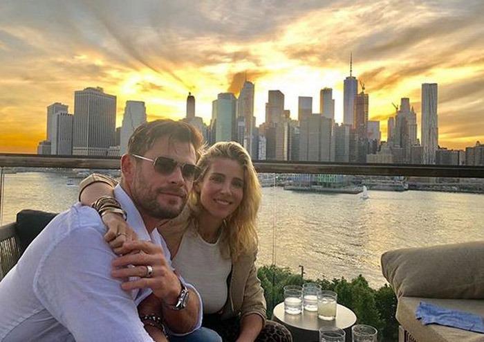 Chris Hemsworth partners with Emirates to promote Expo 2020 Dubai