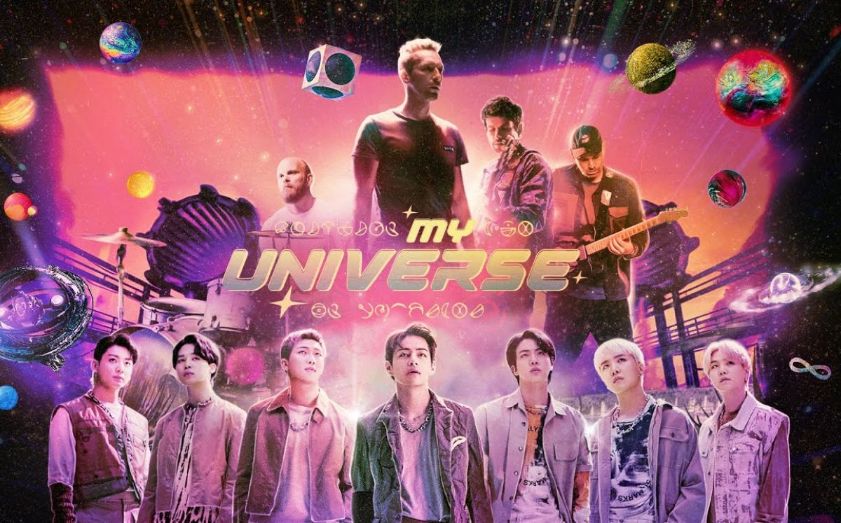 Coldplay and BTS Release Official Music Video for My Universe