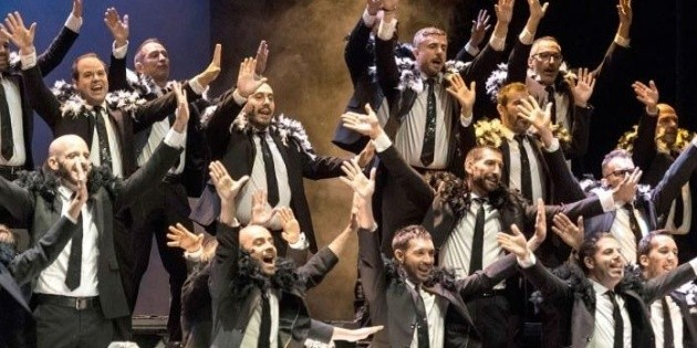 Concert in sign language against cancer in Salou