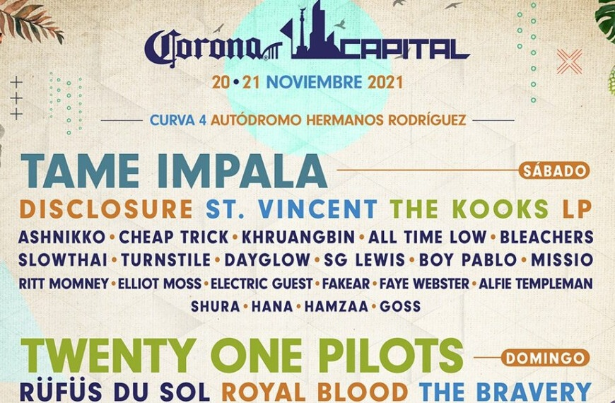 Corona Capital: the sanitary measures that the festival will apply on its return