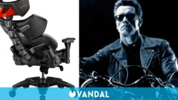 Cougar Terminator, the futuristic gamer chair worthy of the T-800 itself