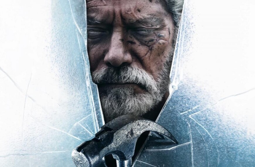 Criticism of Don't breathe 2, a new home invasion that reinvents the blind man played by Stephen Lang