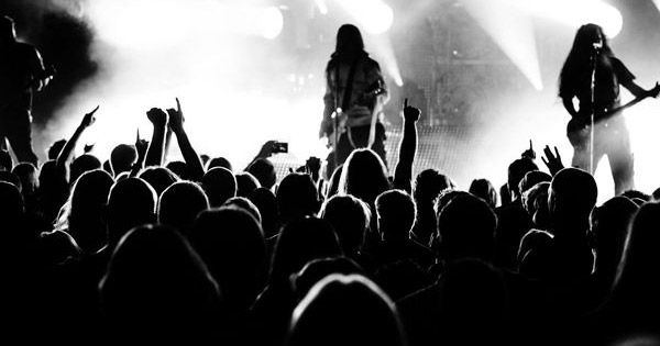 Crowded concerts are back various communities remove all capacity restrictions