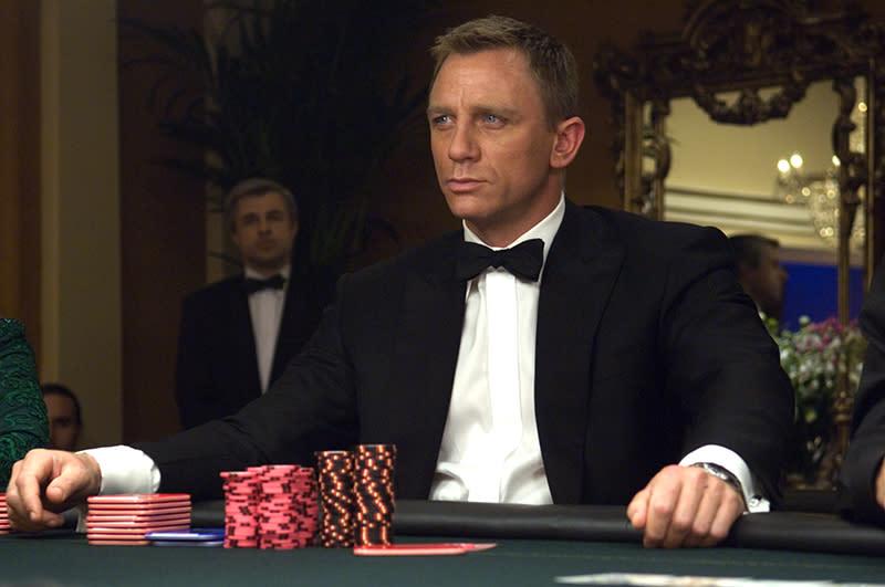 Daniel Craig at Casino Royale (Photo: Metro-Goldwyn-Mayer)