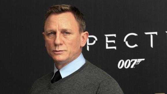 Daniel Craig confides in his role of James Bond too