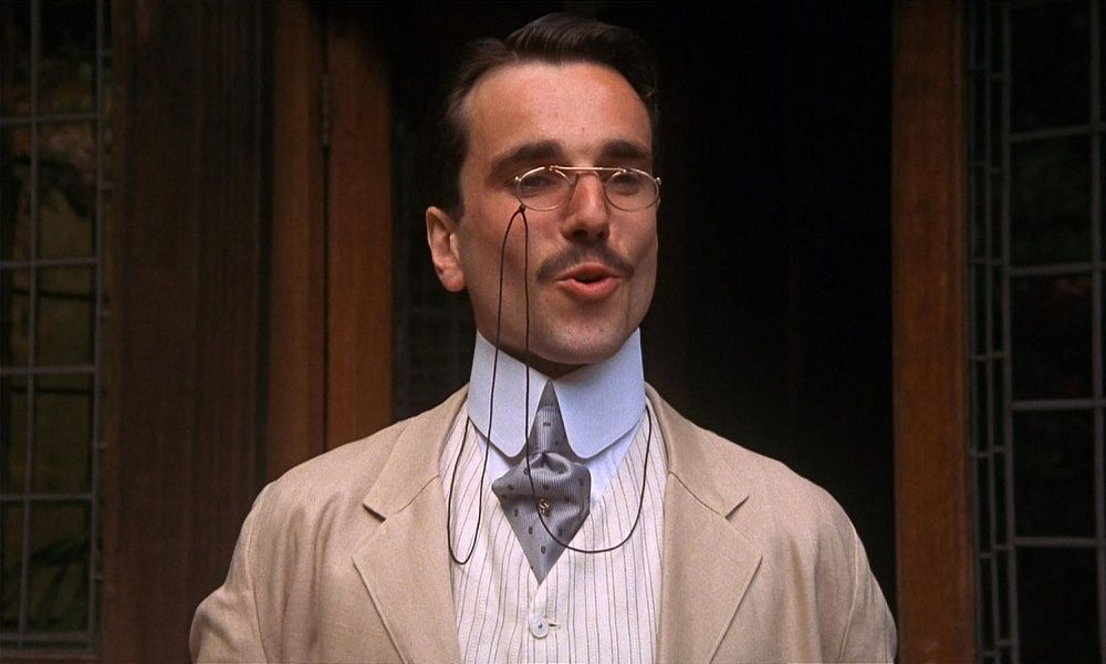 Daniel Day Lewis an actor and an unusual mustache myCANAL