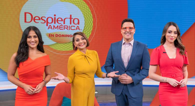 Despierta America will air every Sunday Date and Time