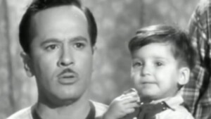 """Do you remember the actor Emilio Girón? This is how Pedro Infante's son currently looks in """"You the Rich"""""""