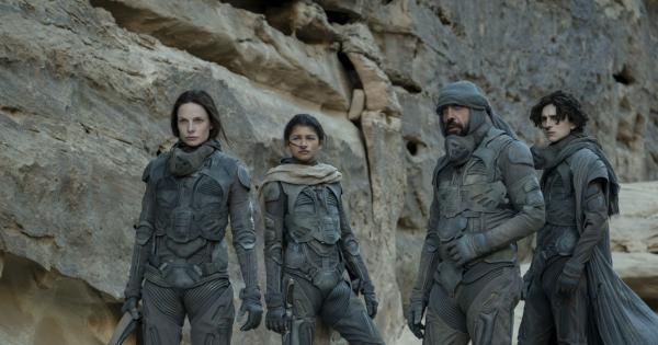 Dune Denis Villeneuve demanded that writers focus on female characters