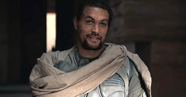 Dune Jason Momoa is impressed by the movie and says