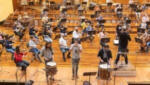 EUSKADI.-Euskadiko Orkestra and Kalakan will offer five concerts from October 20 to November 5 to present their album