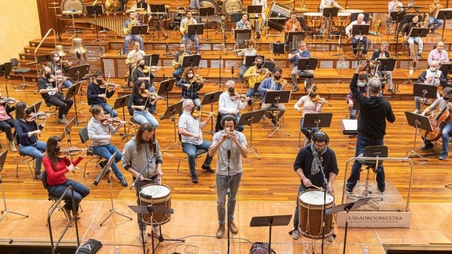 EUSKADI Euskadiko Orkestra and Kalakan will offer five concerts from October