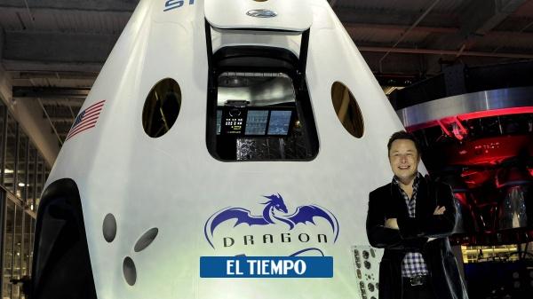 El millonario que suena con morir en Marte