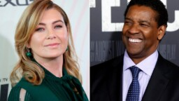 Ellen Pompeo recounted the unusual fight she had with Denzel Washington on Grey's Anatomy and the limit she had to impose on him