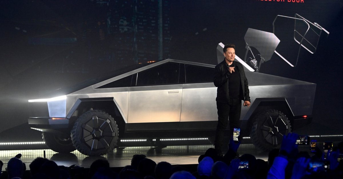 Elon Musk confirmed that the launch of Cybertruck is postponed to 2022