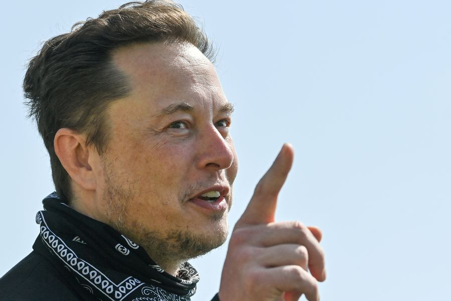 Elon Musk mocks President Biden after the return of the first fully civilian crew to travel into space - La Tercera