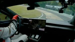 Elon Musk ya tiene su rcord: el Tesla Model S Plaid rompe Nurburgring