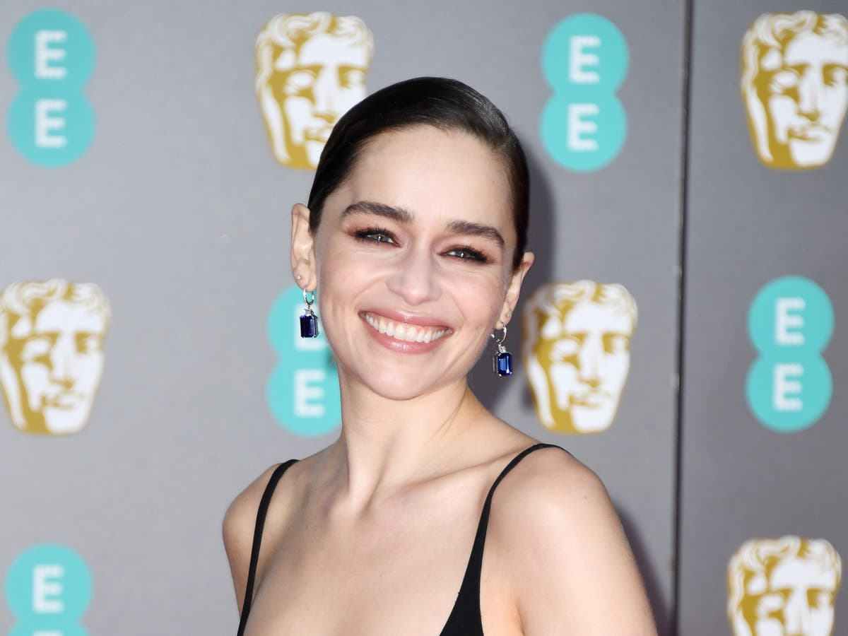 Emilia Clarke Says She Would Never Have Plastic Surgery