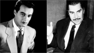 """Emilio """"Indio"""" Fernández was the cousin of a famous Golden Cinema actor who he overshadowed with his success"""